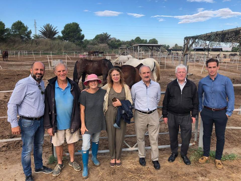 rojales council visit